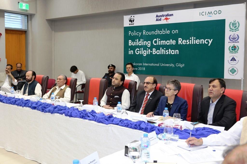 Chief Minister Gilgit-Baltistan, Hafiz Hafeez ur Rehman
