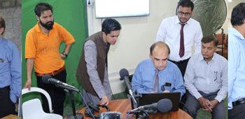 KIU will Set up State of Art TV Studio to facilitate Media Professionals
