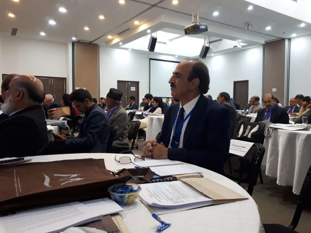 Himalayan University Consortium meeting