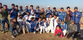 cricket team defeats NUML