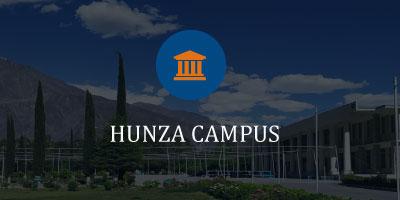Hunza Campus