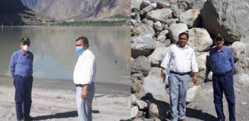 badswat glacier visit 26 june, 2020
